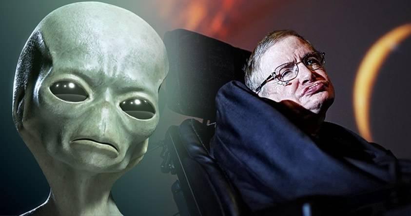 Stephen Hawking vuelve a advertir del riesgo de un contacto extraterrestre