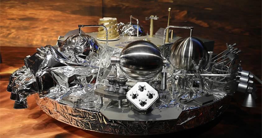 Agencias espaciales confirman anomalías durante el ingreso del módulo Schiaparelli a Marte
