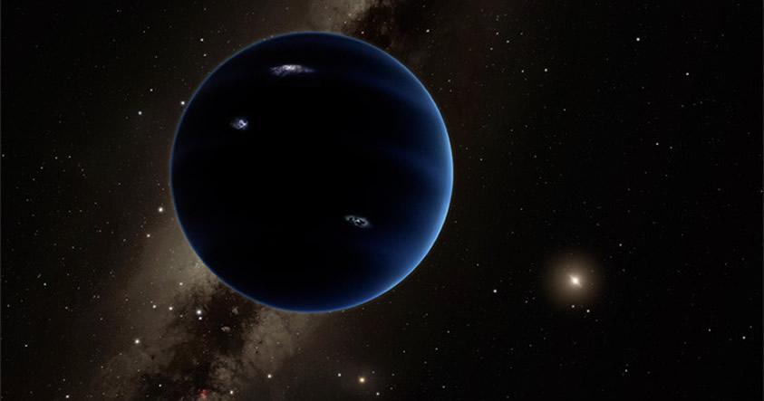 Según estudio de Caltech: Planeta X estaría inclinando nuestro Sistema Solar