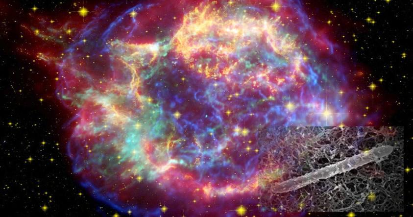 Estudio propone que vida extraterrestre podría alimentarse con rayos cósmicos