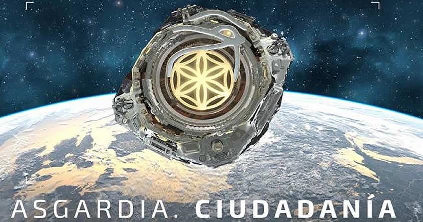 Asgardia: Fundan la primera nación espacial