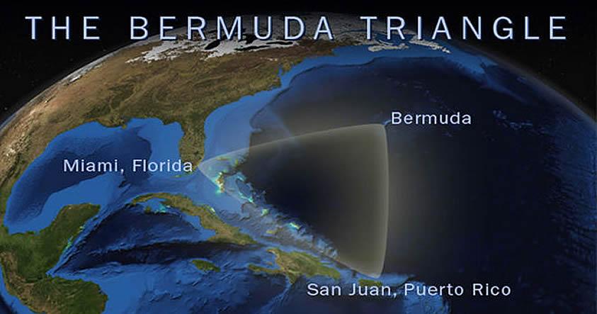 Triángulo de las Bermudas: Científicos aseguran haber resuelto el misterio