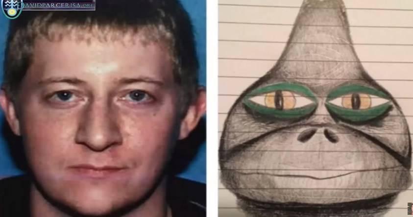 «El cazador de reptilianos» El ex-marine que aseguraba poder ver rostros alienígenas infiltrados