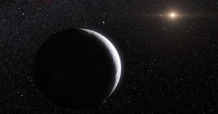 L91 con una orbita de 20.000 años podría ser arrastrado por una «fuerza externa»
