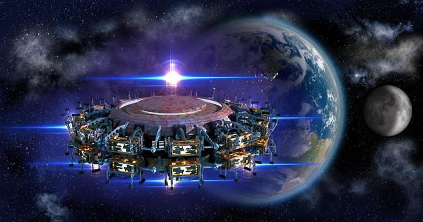 NASA graba extraño objeto volador cerca de la Tierra