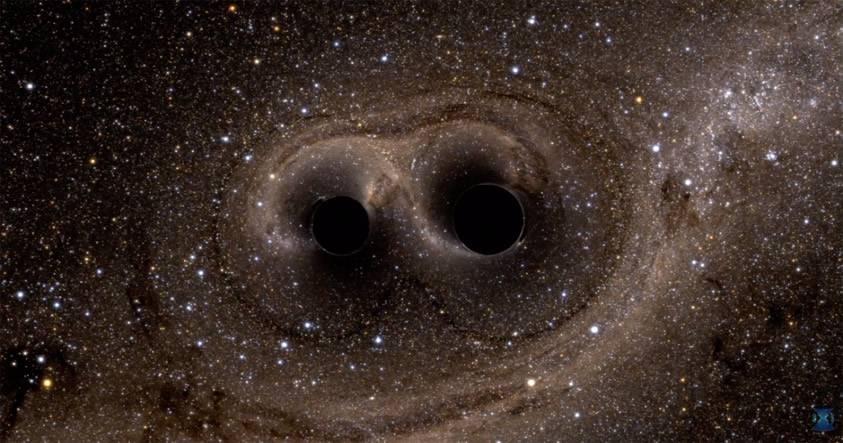 Según los físicos las ondas gravitacionales podrían alterar el espacio-tiempo
