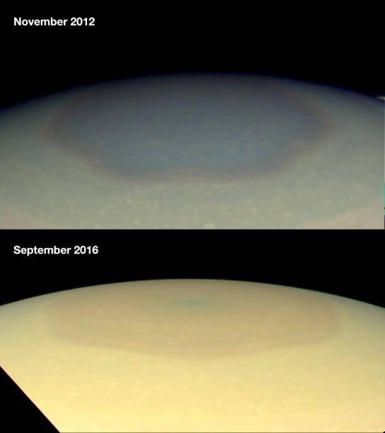 Crédito: NASA/JPL-Caltech/Space Science Institute/Hampton University