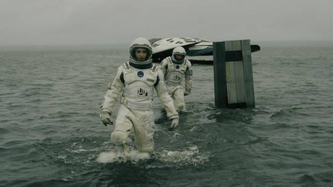 «Planeta de Miller». Escena de la película «Interstellar», ¿una similitud con Próxima b?