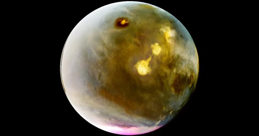 Sonda MAVEN de NASA observa misterioso brillo en Marte (Vídeo)