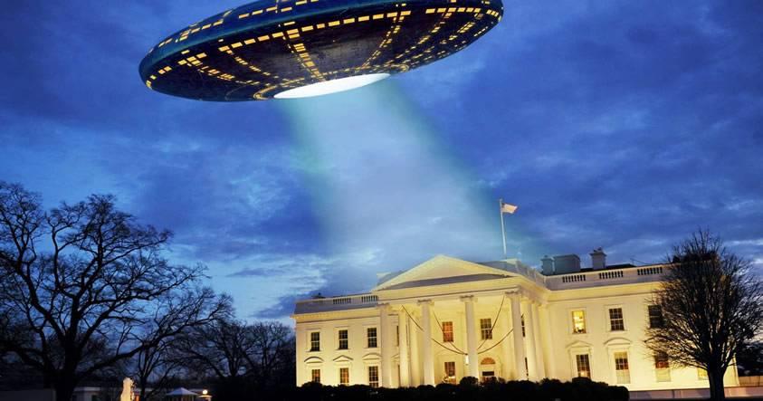 Experto afirma que la Casa Blanca anunciará dentro de poco la existencia de extraterrestres en la Tierra