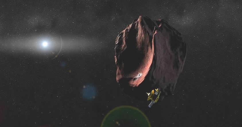 ¿Nibiru? Sonda New Horizons se aproxima a un misterioso objeto de color rojo más allá de Plutón