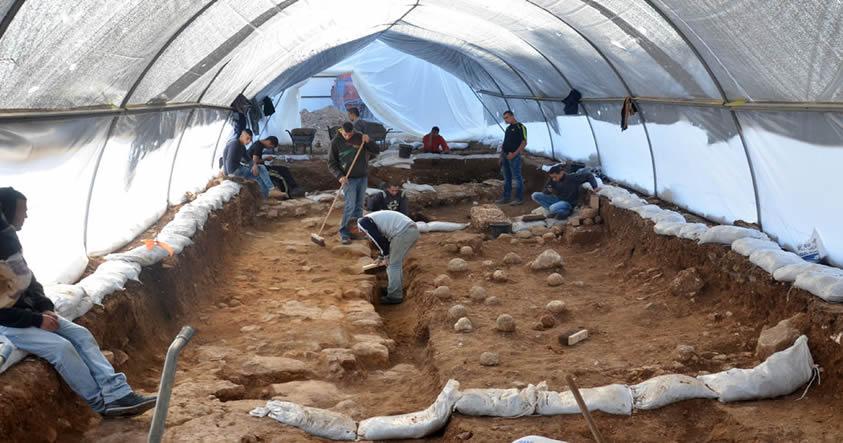 Arqueólogos descubren evidencias de antiguo campo de batalla romano en Jerusalén