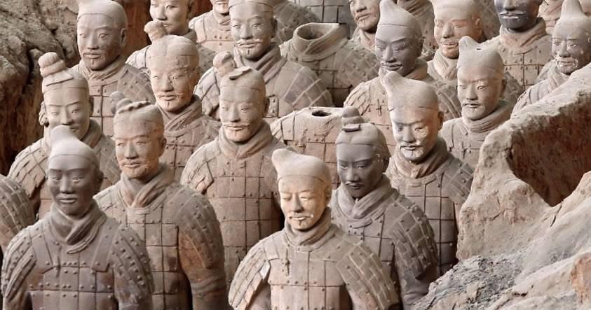 Nueva evidencia podría reescribir la historia de los Guerreros de Terracota de China