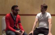 Vicente Fuentes y David Parcerisa se unen para hablar sobre los orígenes del hombre
