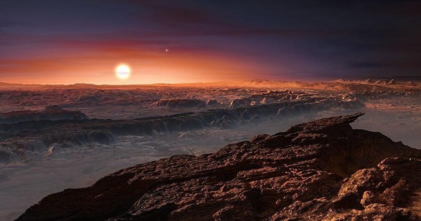 Próxima b: El planeta donde podríamos encontrar vida extraterrestre