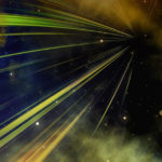 Astrofísicos detectan una señal espacial emitida hace 7.000 millones de años