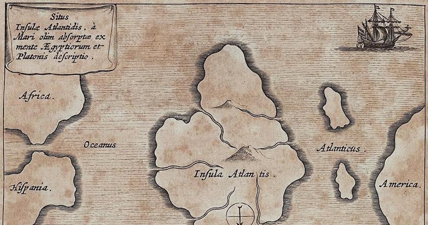 Estudio científico pretende explicar cómo se «hundió» la mítica Atlántida