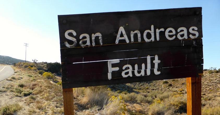 Sugieren que un «mega-terremoto» en la Falla de San Andrés podría ser mucho peor de lo que pensábamos