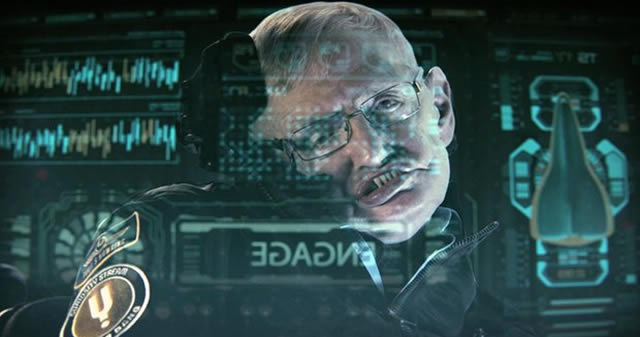 Hawking advierte que dejemos de contactar a los extraterrestres antes de que sea tarde
