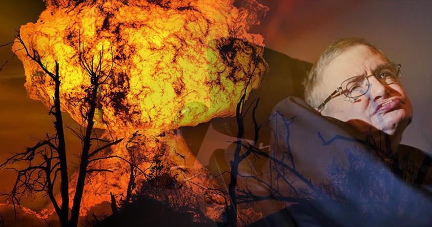 Stephen Hawking lanza advertencia sobre un inminente «Apocalipsis Asteroide»
