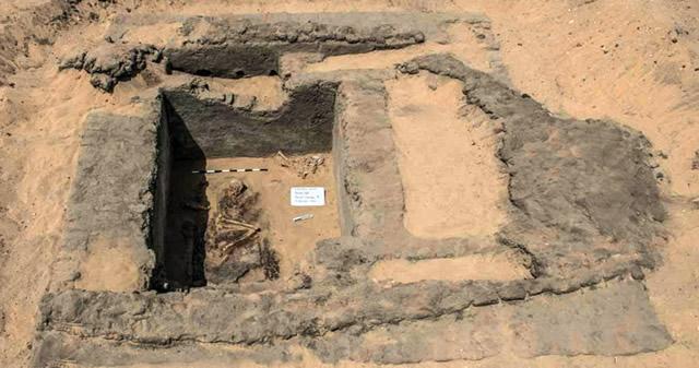 Descubren en Egipto una antigua ciudad de 7.000 años de antigüedad