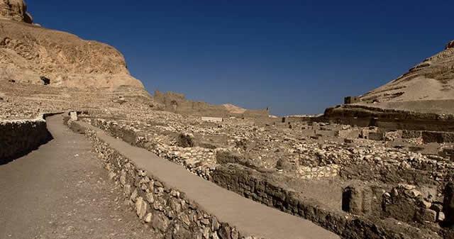 Científicos descifran el misterio de los huesos de los constructores del Antiguo Egipto