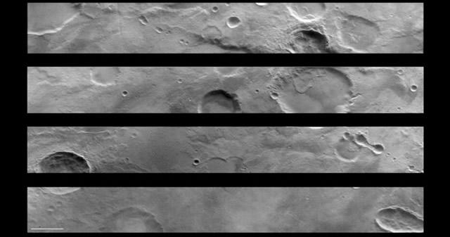 La misión ExoMars captura las primeras imágenes de Marte
