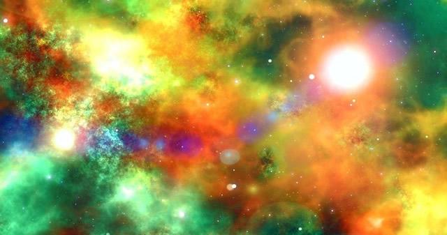 Intenso brillo proveniente del espacio deja perplejos a los astrónomos