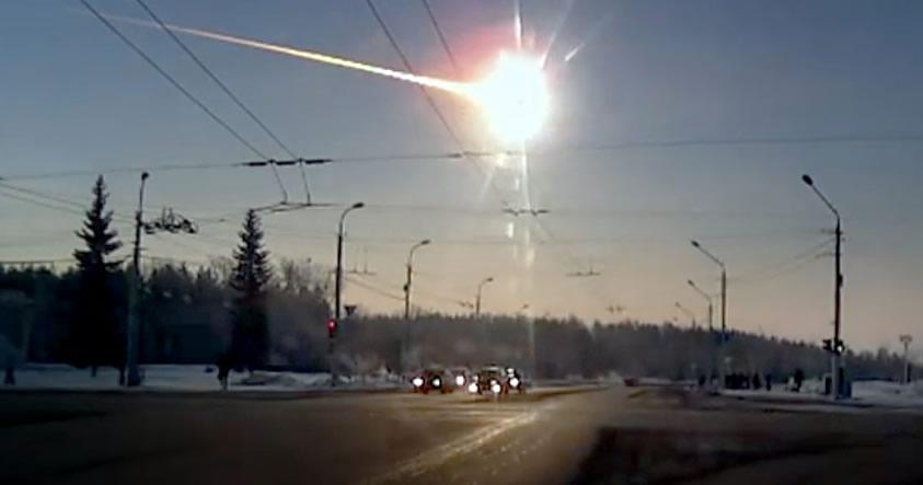 Un asteroide similar al de Chelyabinsk roza la Tierra sin ser antes detectado