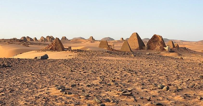 ¿Pensabas q Egipto era el país con mayor número d Pirámides?