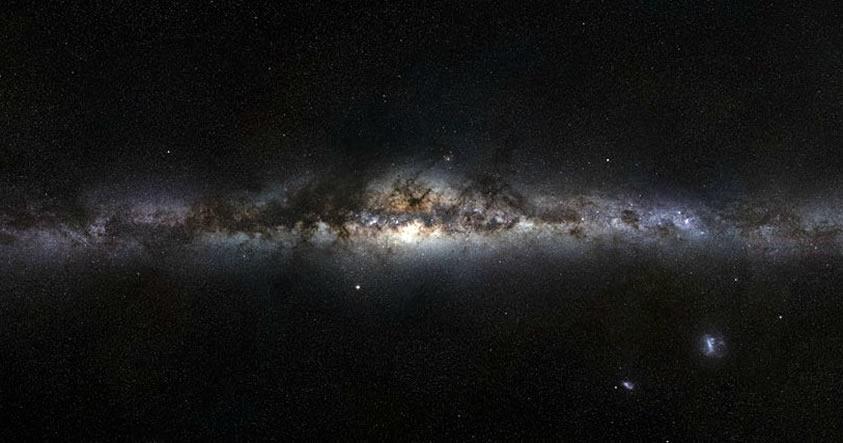 Astrónomos han descubierto un inesperado objeto orbitando nuestra galaxia