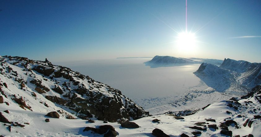 Ejército canadiense investiga un misterioso sonido proveniente del fondo del Ártico