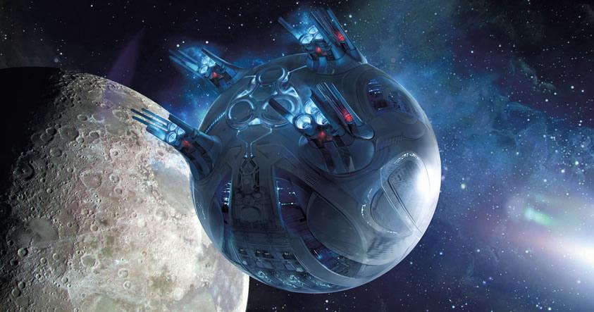 ¿Se acercan a la Tierra naves esféricas con 200.000 tripulantes alienígenas?