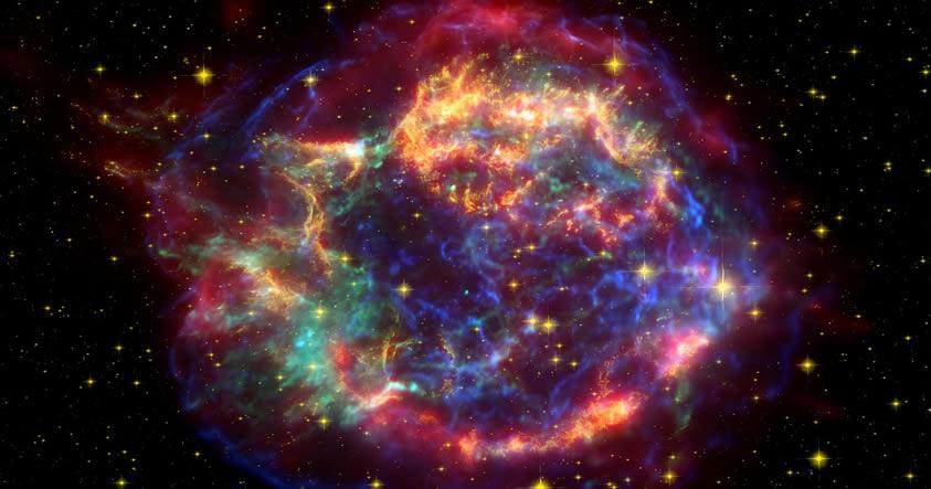 Científicos encuentran una extraña similitud entre células humanas y estrellas de neutrones
