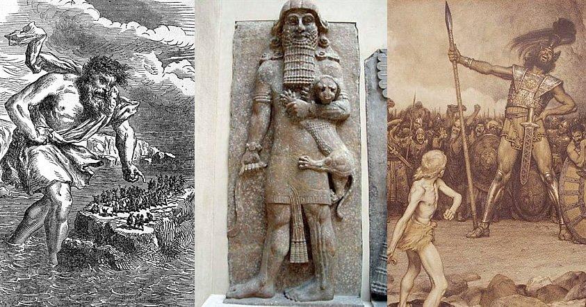 Evidencias de Gigantes en la antigüedad y alrededor del mundo