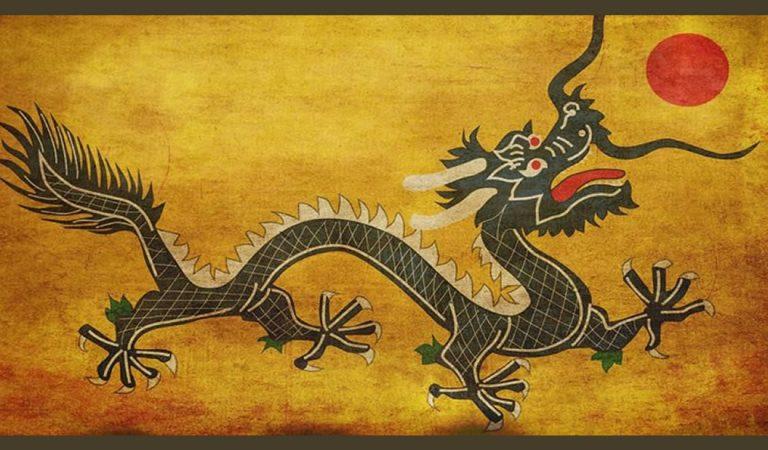 ¿Guerras de «dioses» extraterrestres en el pasado distante de China?