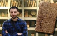 Ivan Martinez: «Buscando Ooparts y tablillas sumerias originales en Londres»
