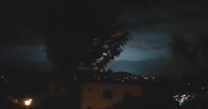 ¿Por qué se iluminó el cielo de Nueva Zelanda durante el terremoto?