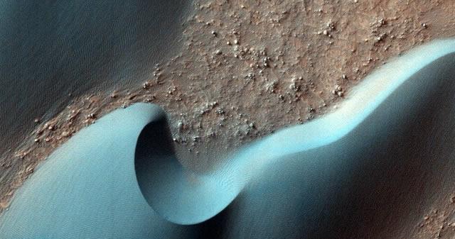 NASA acaba de lanzar 2,540 nuevas y magníficas fotografías de Marte