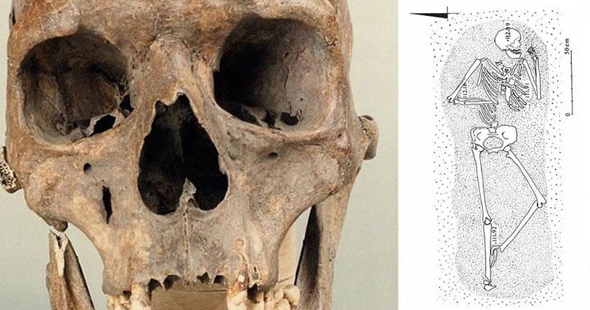 Arqueólogos descubren el esqueleto completo de una Gigante en Polonia
