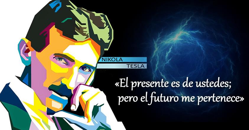 Nikola Tesla y sus asombrosas predicciones: «El presente es de ustedes; pero el futuro me pertenece»