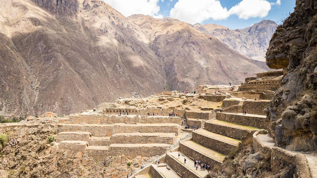 Ollantaytambo: ¿Evidencia de avanzada tecnología para cortar piedra en la antigüedad?