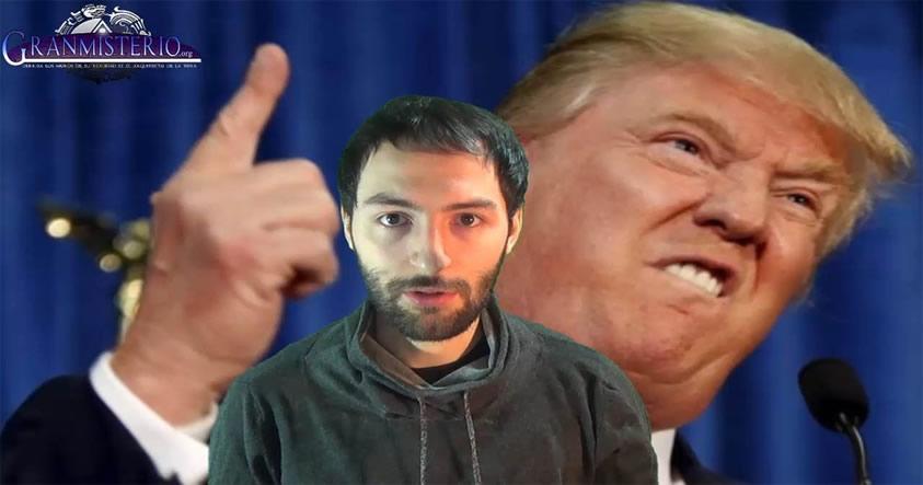 Iván Martínez: «¿Qué secretos guarda Donald Trump y que sucederá en el futuro?»