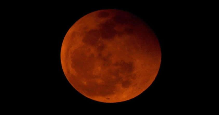 ¿Tendrá efectos sobre las personas la Superluna del 14 de noviembre?