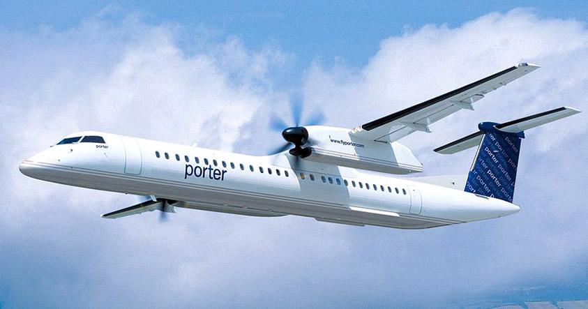 Pilotos de aerolínea canadiense afirman que evitaron colisionar con un «OVNI»