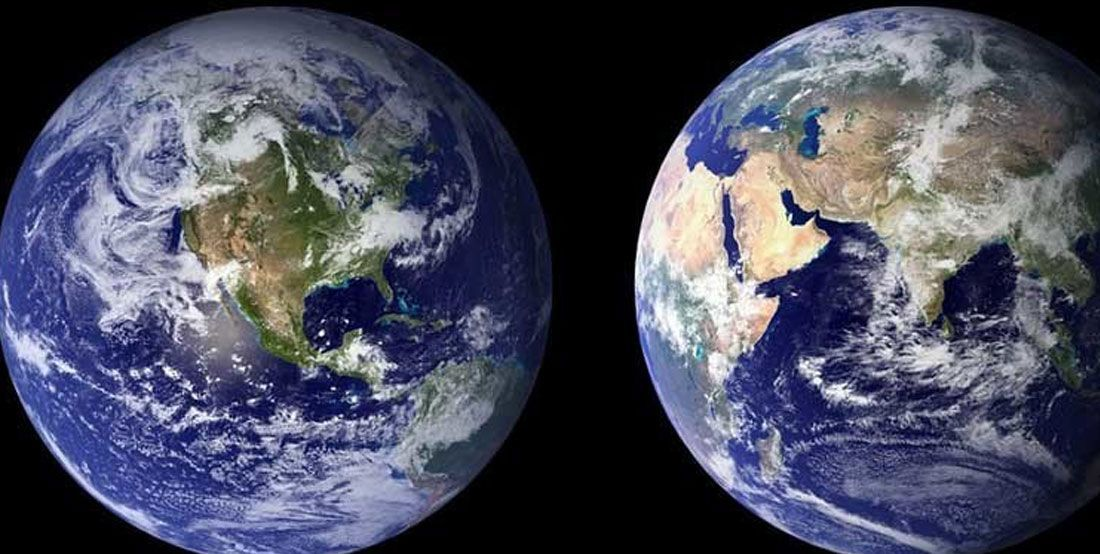 Según estudios, hace aproximadamente 400 millones de años surgieron los continentes modernos, después de la separación de porciones de tierra que es muy posible que vuelvan a su lugar inicial.