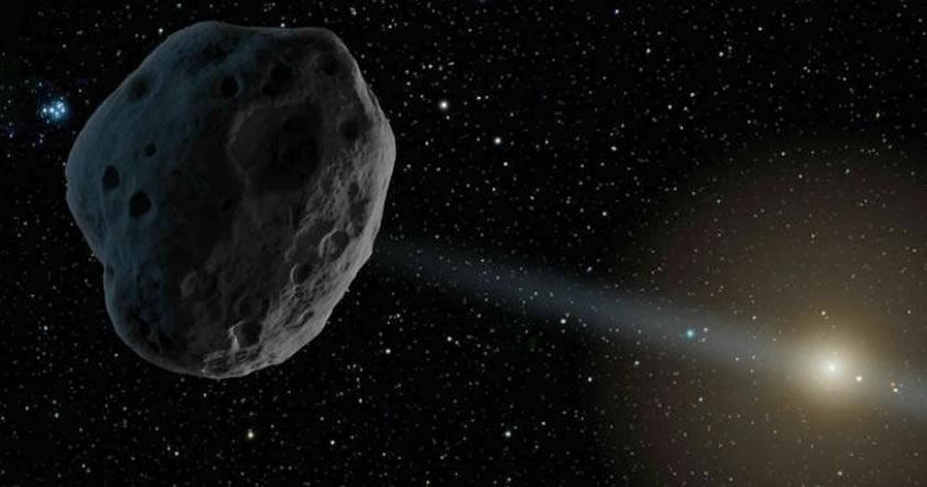 Un misterioso cometa está pasando por la Tierra ahora, y será observable con binoculares
