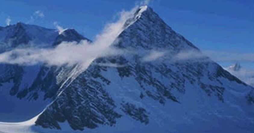 Misteriosas pirámides en medio del hielo: ¿Existió una antigua civilización en la Antártida?