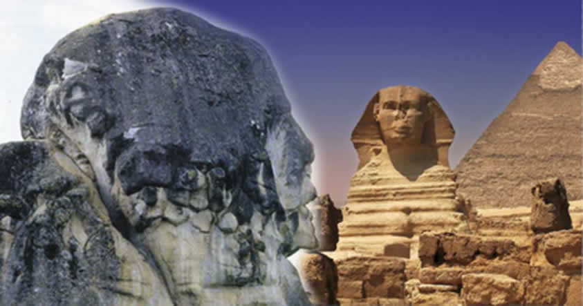 El misterio de las ruinas peruanas de Marcahuasi y su conexión con Egipto