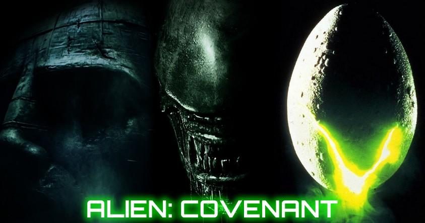 Lanzan primer trailer de «Alien: Covenant», secuela de Prometheus